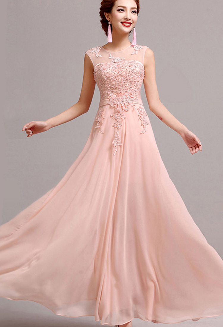 Floor length dress – Long dresses, long history