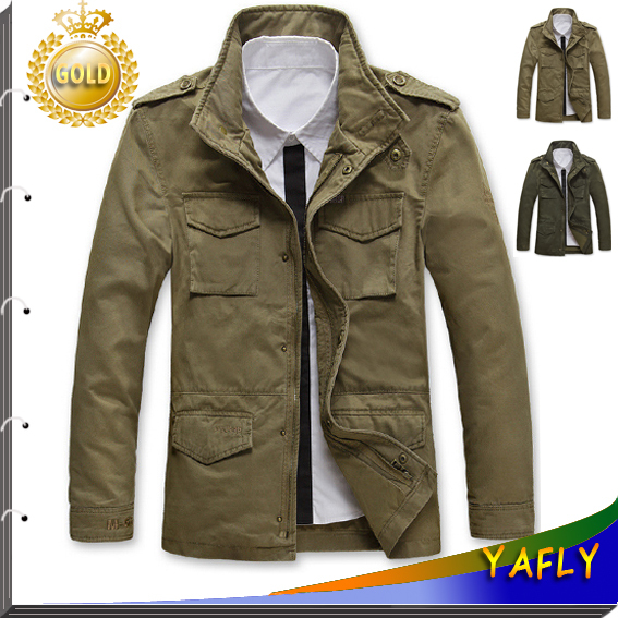 Autumn jackets for men 2015 new style jackets for men coats autumn and winter coat brand casual coat  mens FVHBOXY