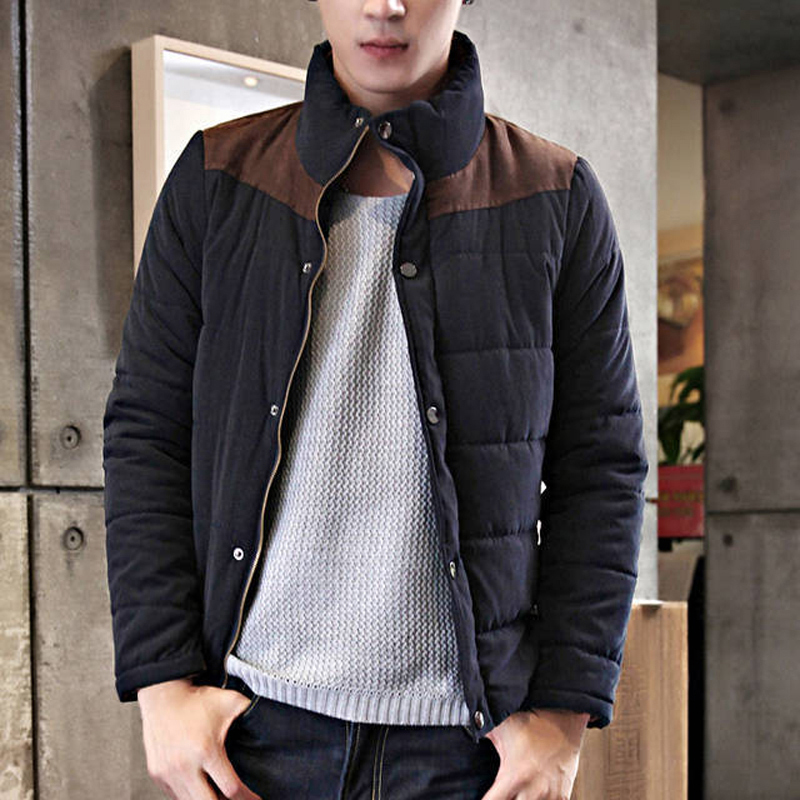 Autumn jackets for men jacket men autumn winter wadded mens cotton padded jackets and coats  jaqueta masculina chaquetas hombre SNJVILU