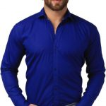 Blue Shirts for men – How can you combine a shirt in blue?