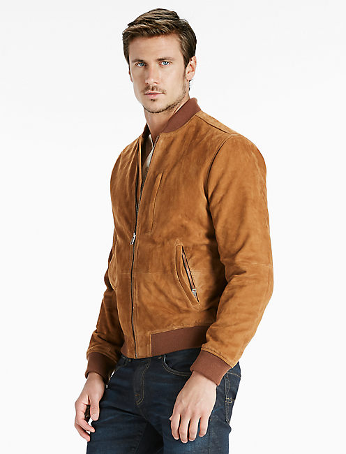 Bomber jacket for men: cool fashion trend for everyday life and leisure
