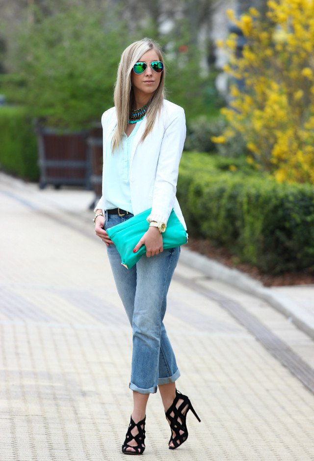 Boyfriend Jeans Outfit Ideas stylish outfit ideas with boyfriend jeans VWYXZZX