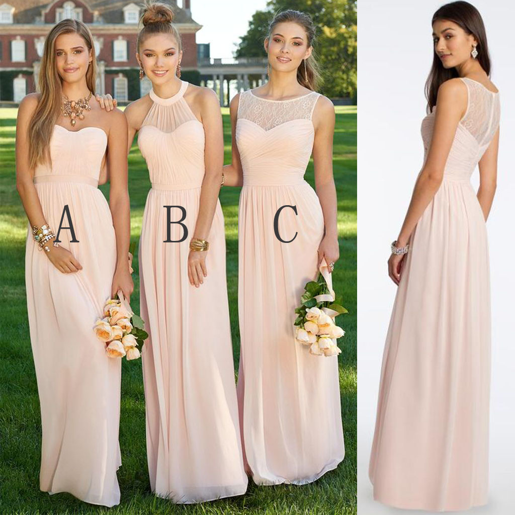 Bridesmaid Dresses Long share on tumblr TTVEZKZ