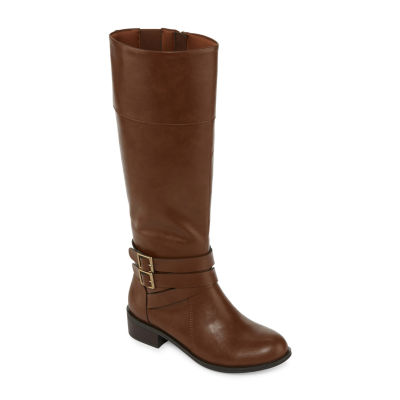 BROWN BOOTS wide calf available XGXSQUF