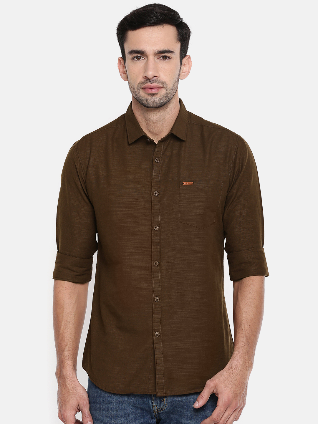 Brown shirts for men – How to best combine a brown shirt