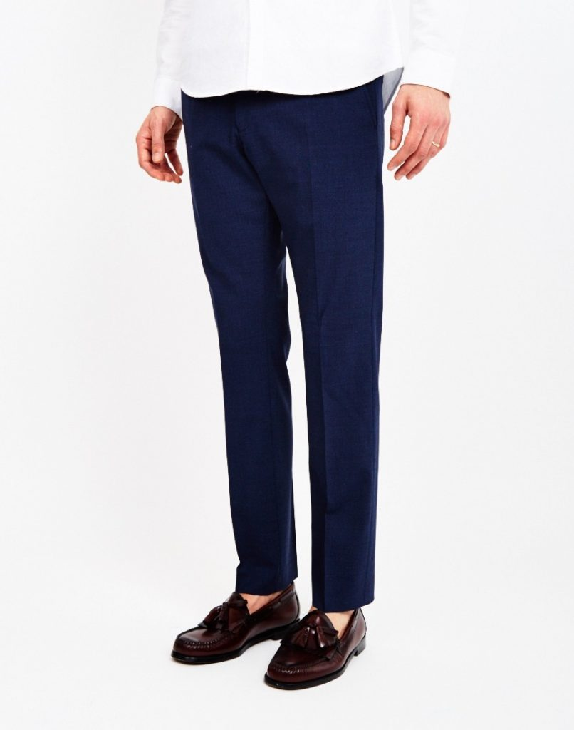 Brown suit trousers selected trouser mens navy PUXEZAE