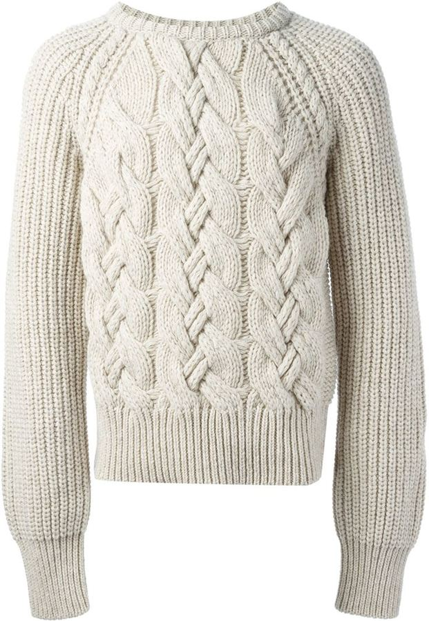 Cable Knit Sweater cable knit sweater ZOCHTLX
