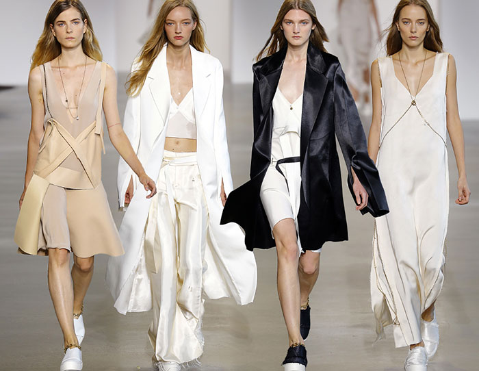 Calvin Klein Fashion for Women calvin klein spring/summer 2016 collection LIBWQRM