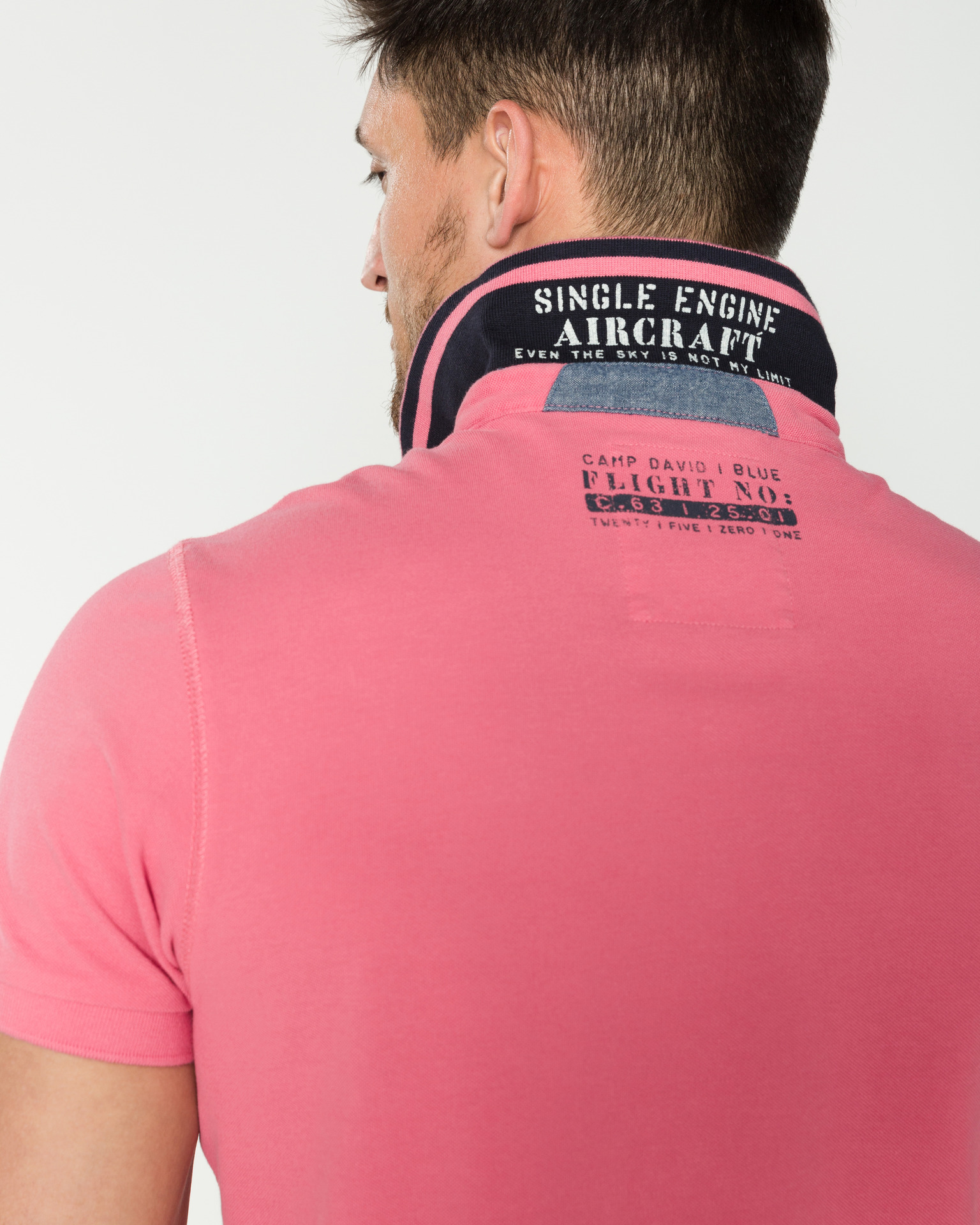 Camp David Polo Shirts Creative Designs For Leisure Choosmeinstyle