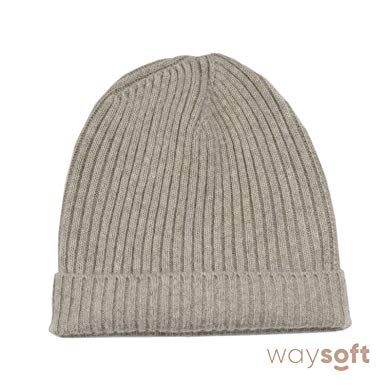 Cashmere Beanie for Women