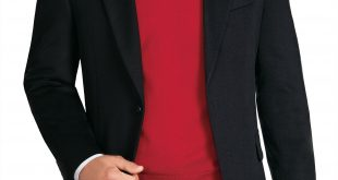 Cashmere Jackets signature collection traditional fit cashmere sportcoat - big u0026 tall - all  big WBQRMHY