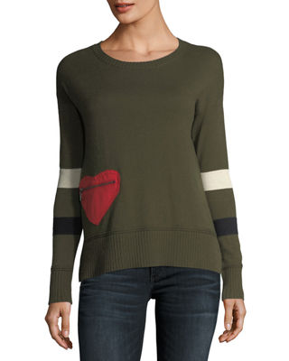 Cashmere Sweater for Women lisa todd heartthrob cotton-cashmere sweater GKUVWIP