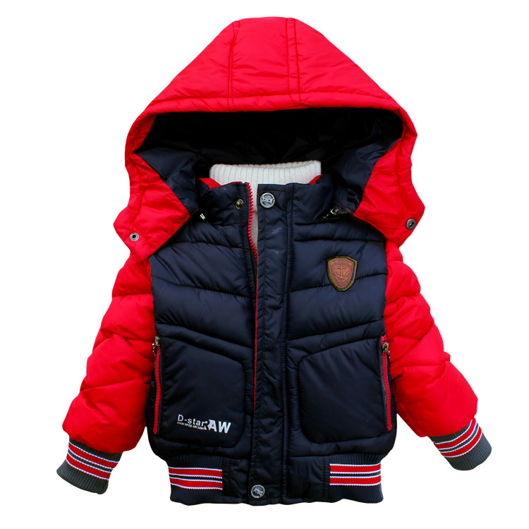 Children's jackets for boys in every season