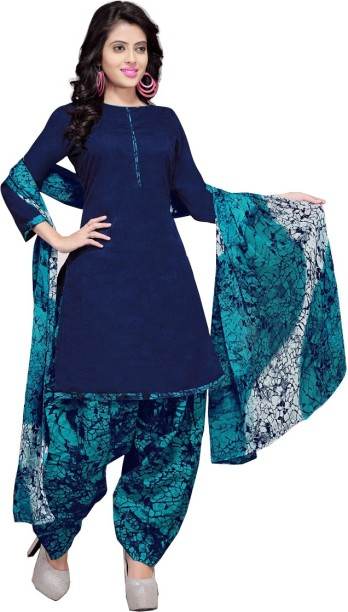 Cotton Suits rajnandini cotton printed salwar suit dupatta material NQZACKW