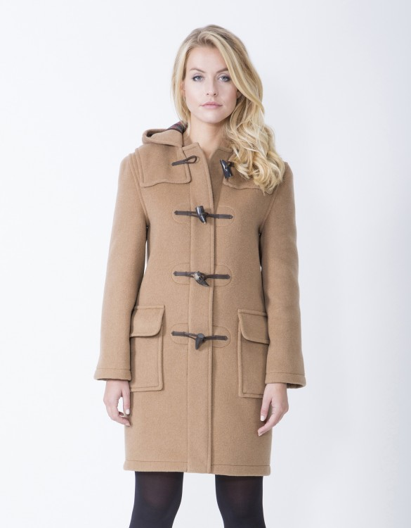 Duffle Coats for Women + quick view sold out camel-ladies-duffle-coat-emily-front ... NYTJOKT