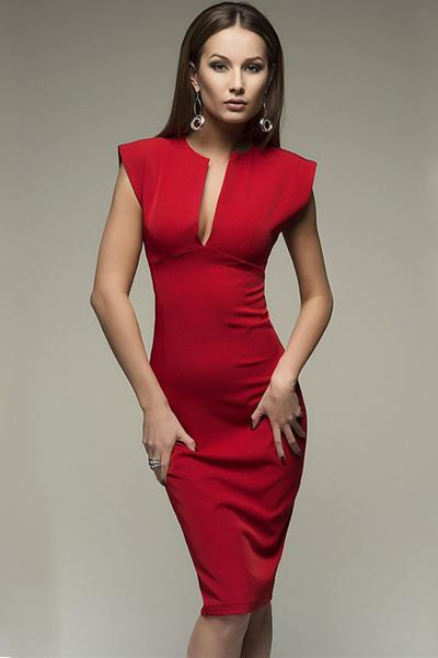 Elegant Pencil Dresses for the office and for ceremonial occasions