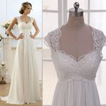 Fall in love with your Empire wedding dress
