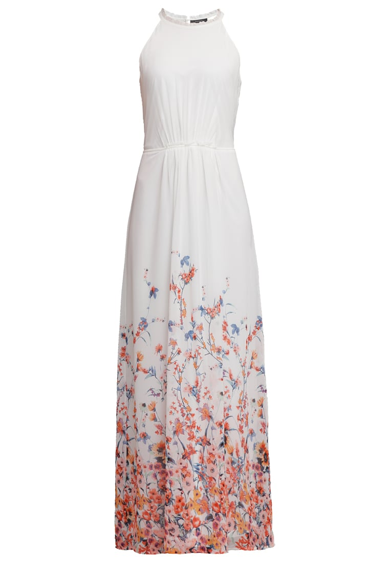 ESPRIT COLLECTION DRESSES women dresses esprit collection george - maxi dress - off white,esprit  boots with DQCFRPR