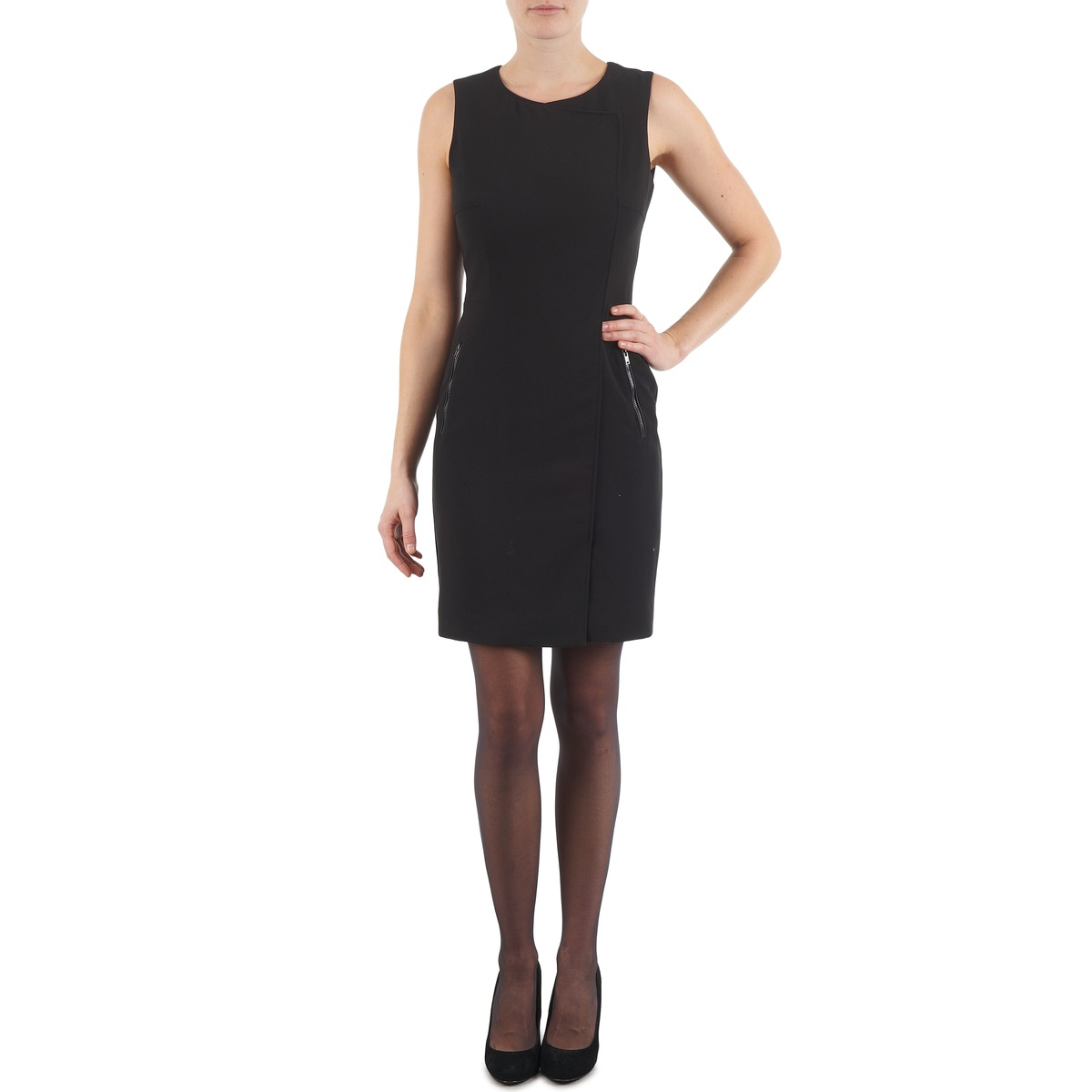 ESPRIT COLLECTION DRESSES women dresses esprit dress dresses woven black ,esprit usa,outlet KAUCFIZ