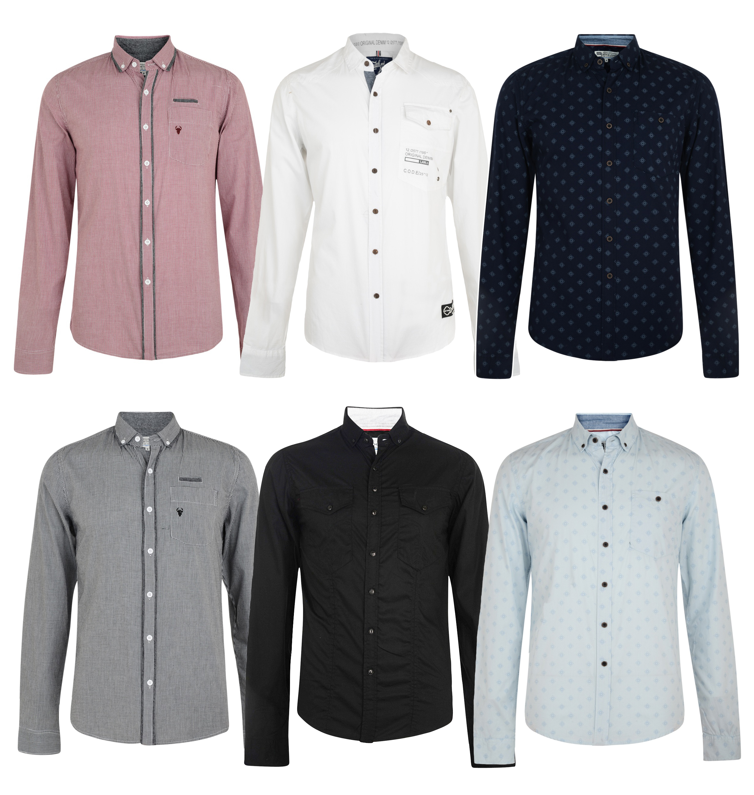 ESPRIT MENS SHIRTS does not apply VZIDVSQ