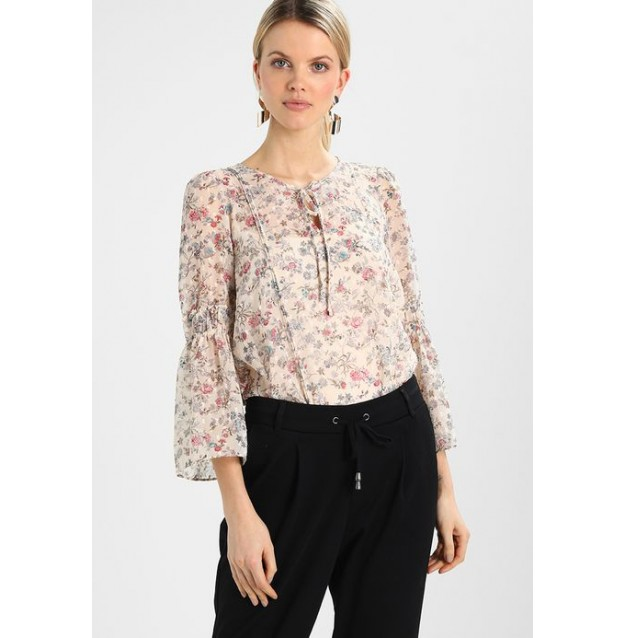 ESPRIT WOMEN'S CLOTHING edc by esprit women frilly blouse - blouse - nude ed121e0bf HHRTYEO