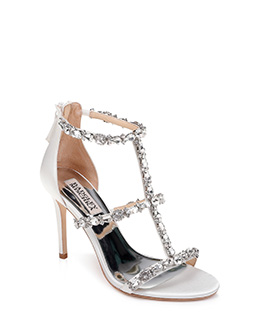 evening shoes querida t-strap evening shoe ... HQPTDNN