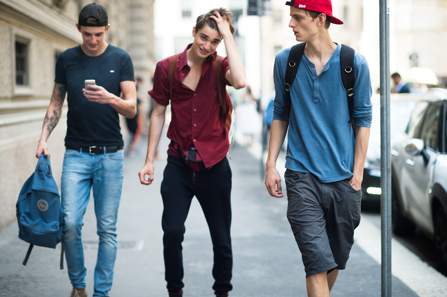 Fashion for Young 4 fashion tips for young men that are timeless KJAVOTO