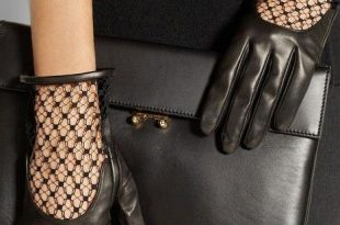 Fashionable gloves 20 looks with fashion gloves glamsugar.com leather gloves VABPEFJ