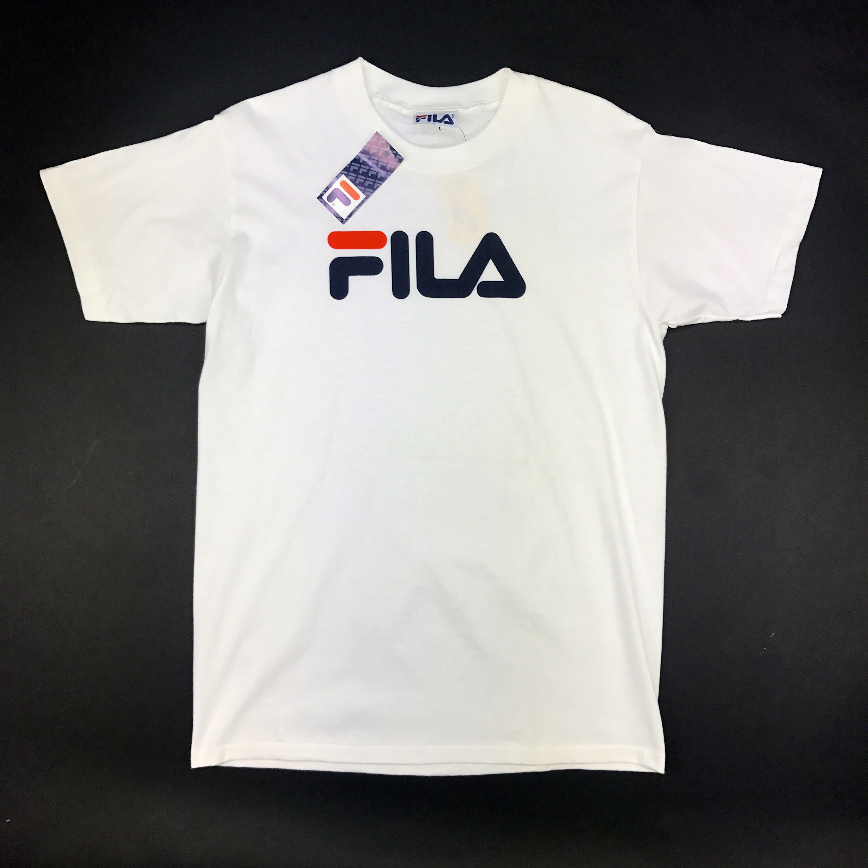 Fila T-shirts vintage fila t shirt - classic collection ZLBCRNA