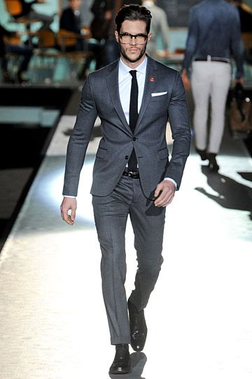 Fitted Suits – Elegant business fashion for a successful appearance