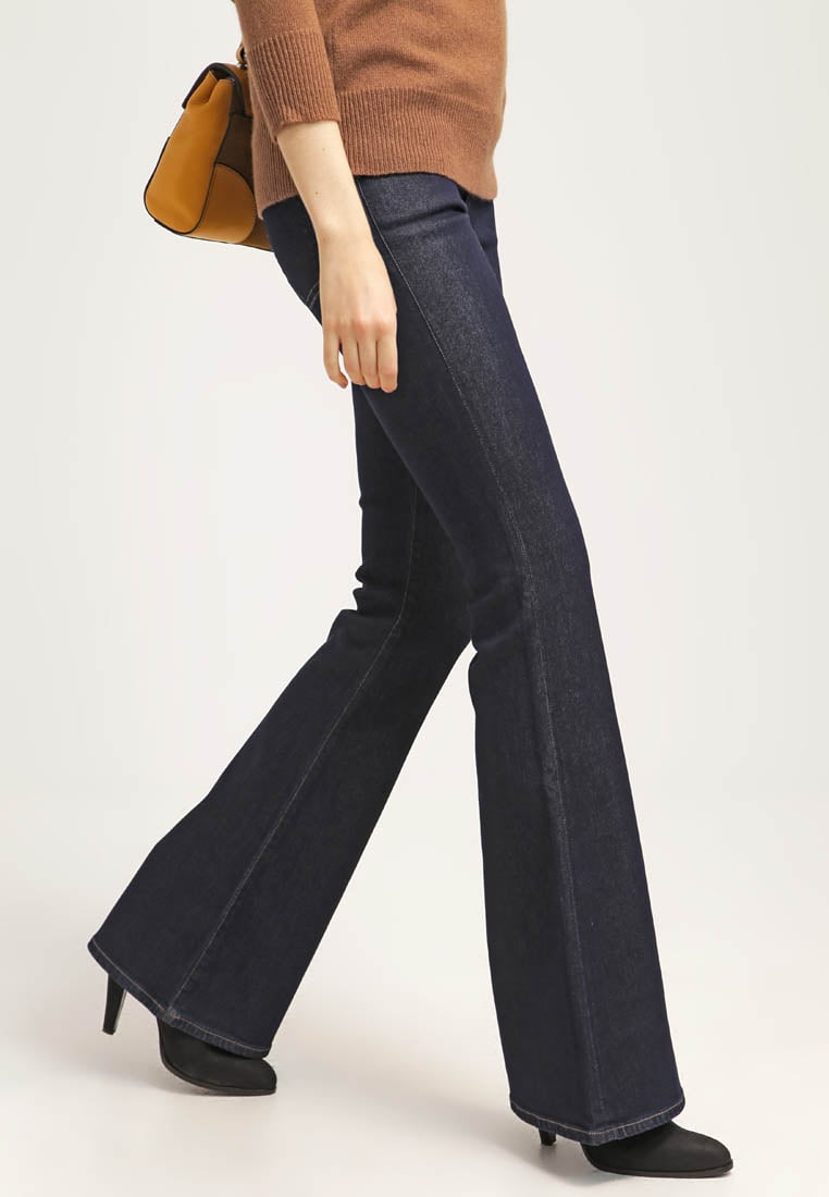 Flared jeans for women ... citizens of humanity fleatwood - flared jeans - dark-blue denim women  jeans BIKCJLK