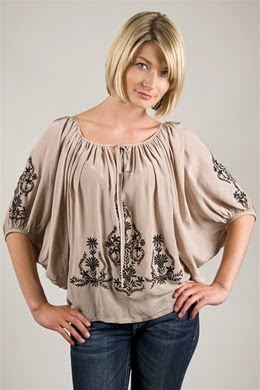 Flowing Blouses the flouncy blouse MRSGEHD