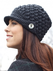 free crochet hat patterns: winter JWDHOJE