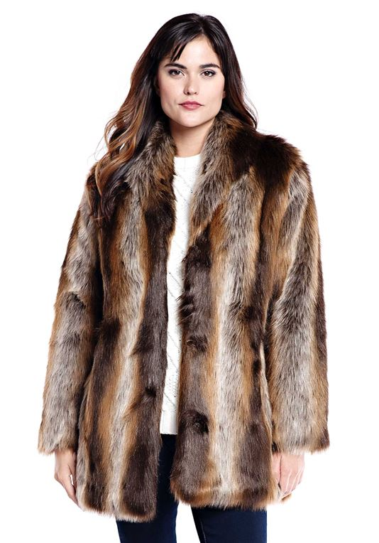 Fur Jackets – Sporty, casual or extravagant for the stylish trendsetter