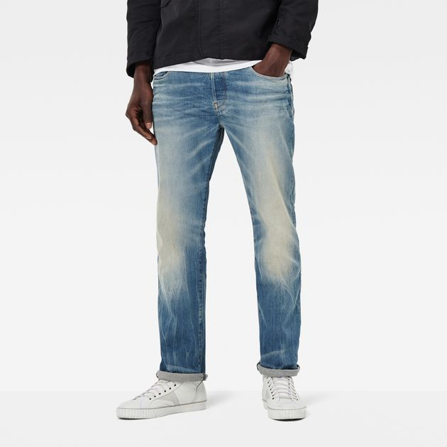 G-Star 3301 Jeans 3301 loose jeans | lt aged | g-star sale men | g-star raw® HMRTCLX