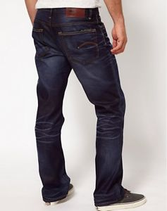 G-Star 3301 Jeans image is loading g-star-raw-3301-loose-boot-cut-jeans- AGDGYLK