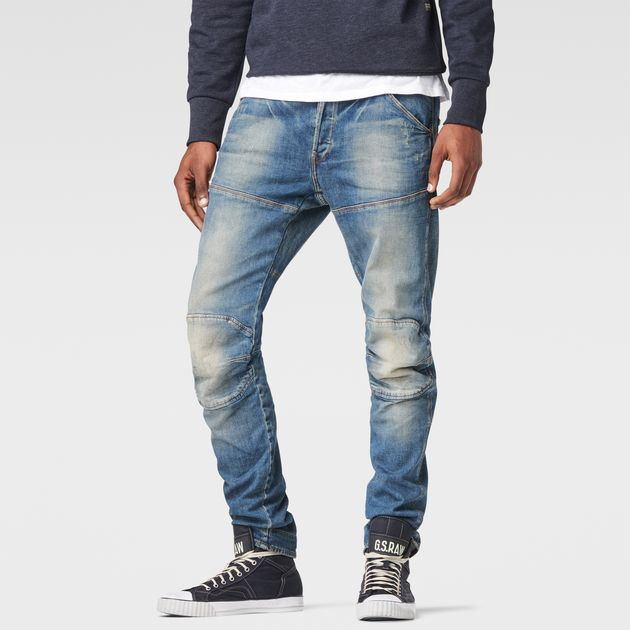 G-Star 5620 Jeans – Hip and comfortable looks with the 5620 from G-Star