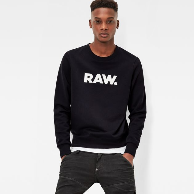 G-STAR RAW SWEATER – Stylish tops for women