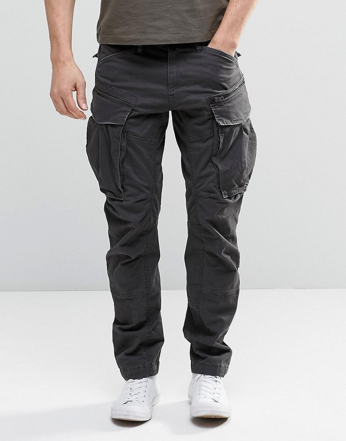 G Star Rovic Pants ... g star g star rovic zip cargo pants 3d tapered ... HEVUPPO