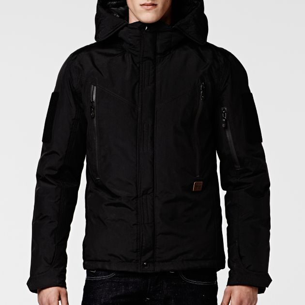 G-Star Winter Jackets polar hdd down jkt - men - jackets - g-star RGBMEUV