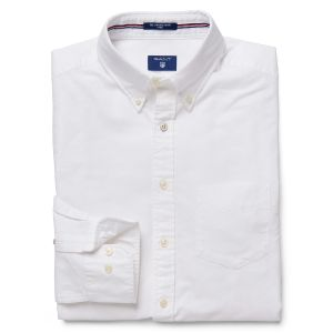 GANT SHIRTS slim fit oxford shirt image CRXIWBM