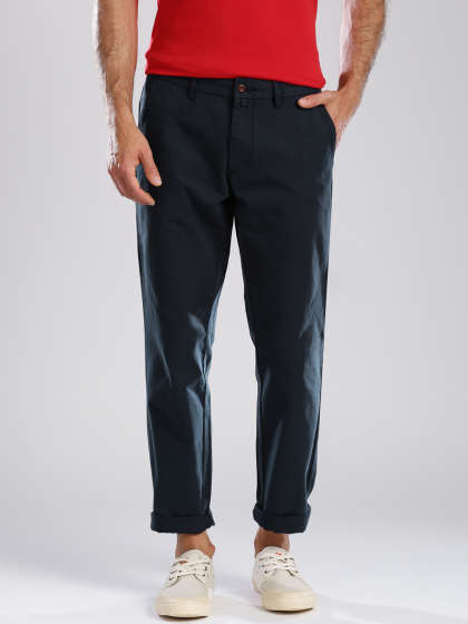 GANT TROUSERS men narrow fit chino trousers SGJMGGG