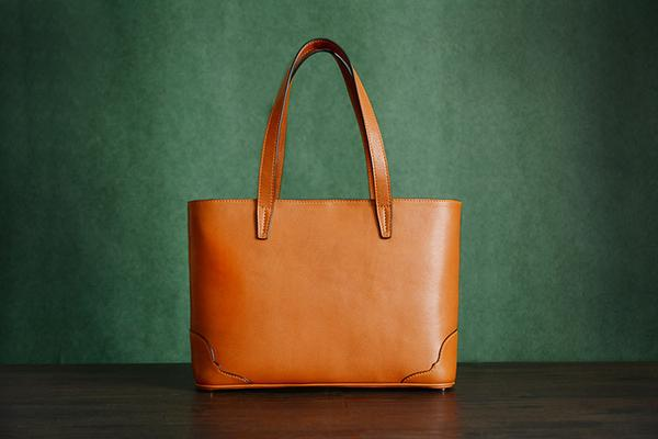 ITALIAN TOTE BAGS ... custom handmade italian vegetable tanned leather tote bag, leather  shoulder bag, shopper bag d011 QUVMVZZ