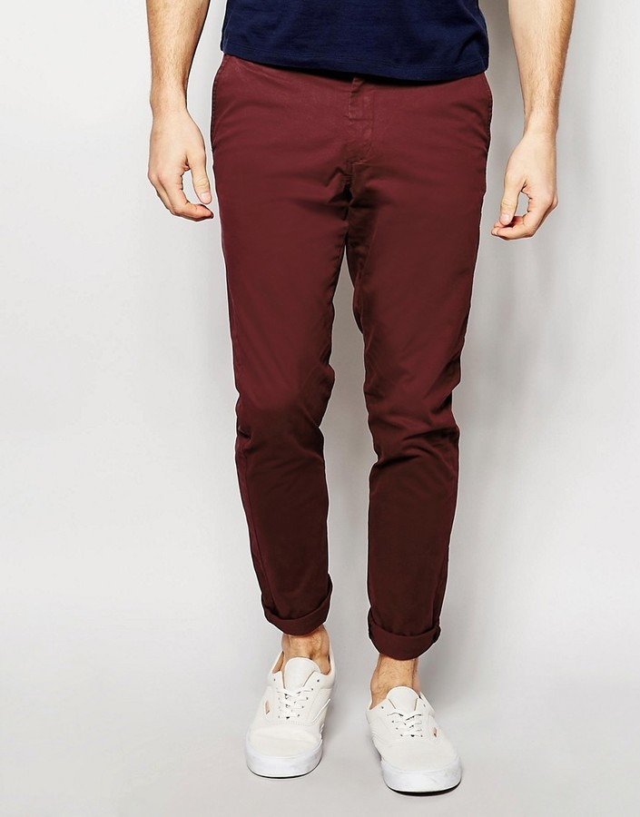 At Jack and Jones chinos for each type – ChoosMeinStyle