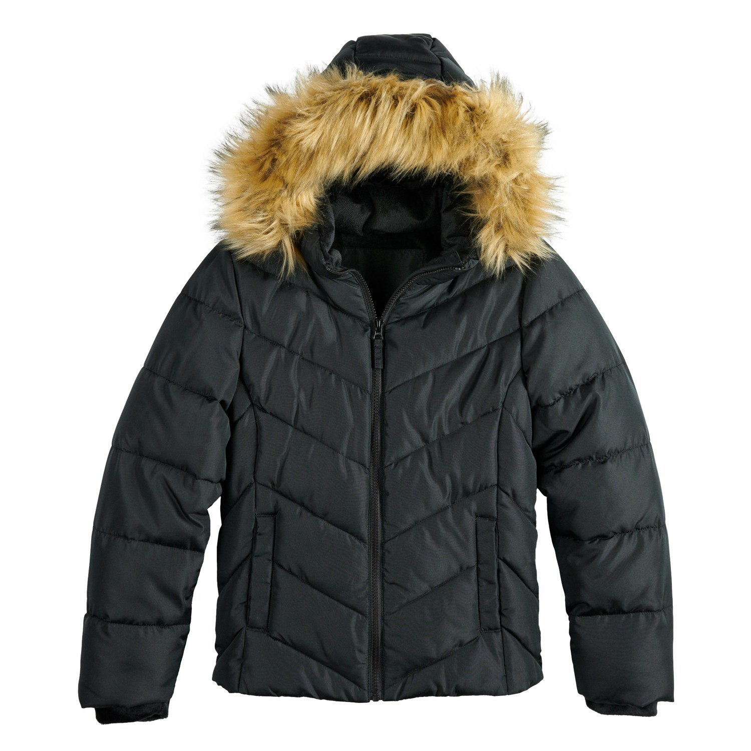 The right jacket for girls in any weather