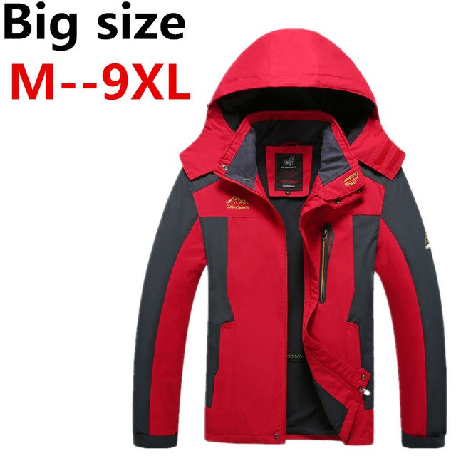 JACKETS IN SIZE XXXL men plus size xxxl ali 5xl 6xl 7xl 8xl jacket 2018 new arrival male CWSDWRR