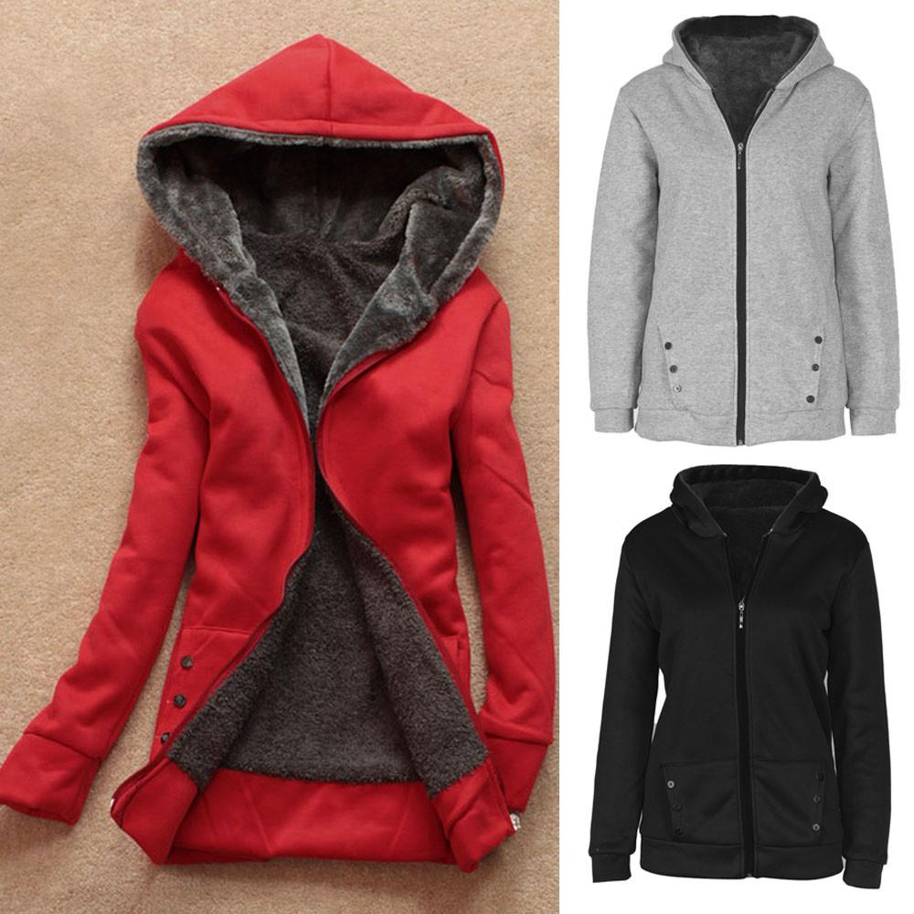 JACKETS IN SIZE XXXL wholesale large plus size xxxl women warm winter hooded coat jacket  overcoat long OQRENBD