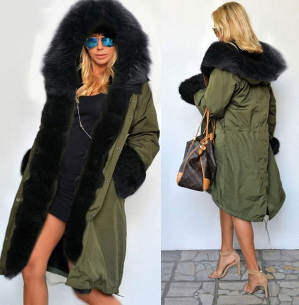 Jackets with Fur for winter