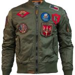 Jackets with Patches – Rocky styles with patches on the men's jacket