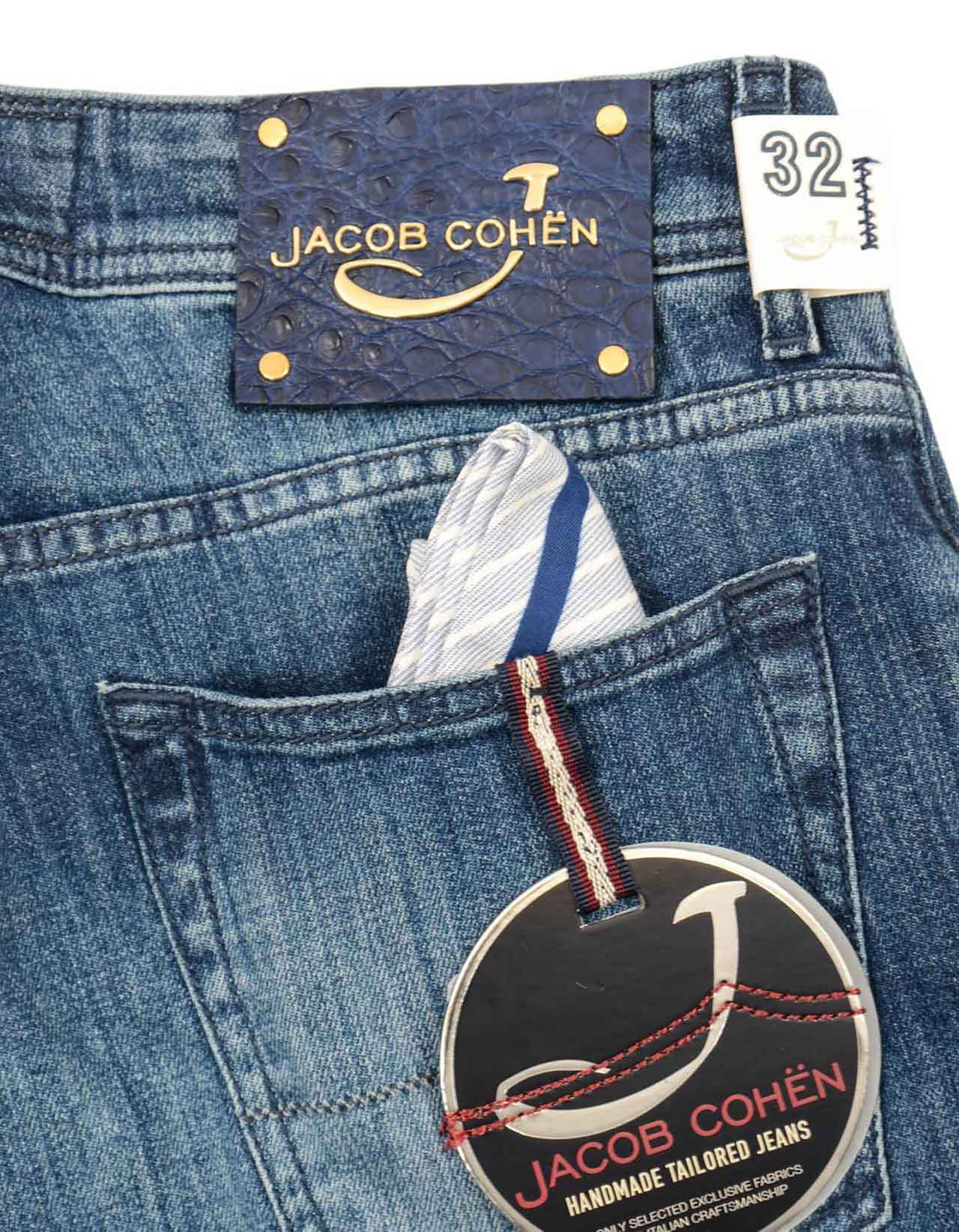 JACOB COHEN JEANS jacob-choen-limited-edition-9ct-gold-jeans FJBYXBS